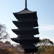 京都駅から最も近いお寺