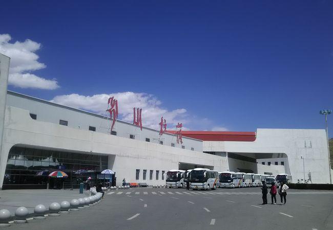 拉薩 ゴンガ空港 (LXA)