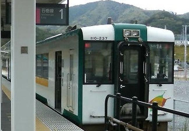 JR石巻線
