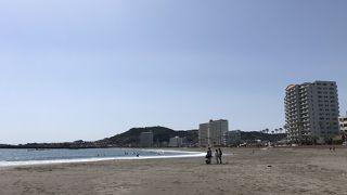 前原横渚海岸