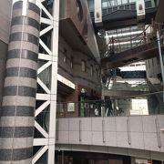 天王寺の商業ビル