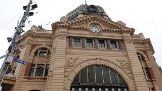 ヨーロッパの雰囲気感じられる駅舎