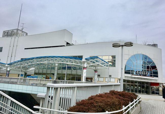 JR相模原の駅ビル