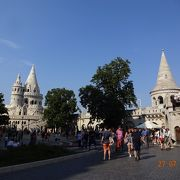 ブダペストの絶景ポイント、お勧めです。