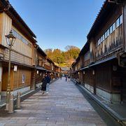 京都祇園に似た風情のある街並み