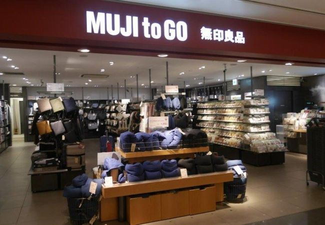 MUJI to GO (関西エアポート店)