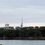 福岡のワンドマークタワー