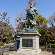 上野公園を代表する像