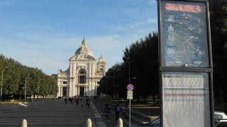 サンタ マリア デリ アンジェリ教会