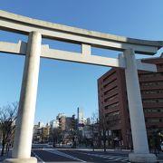 島津齊彬公の神社