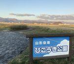 山形空港 ひこうき公園