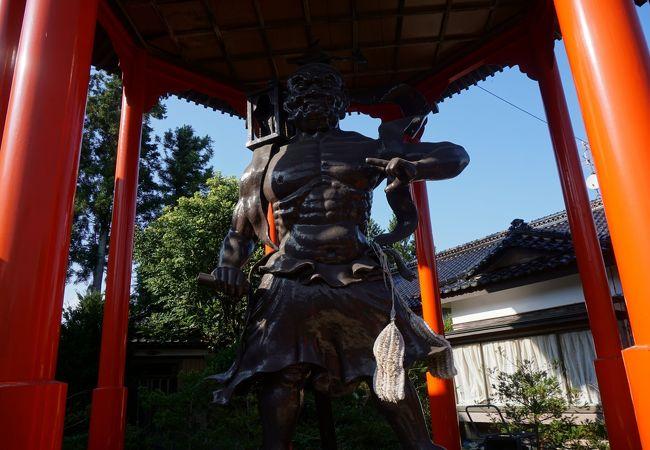 日本一大仁王像