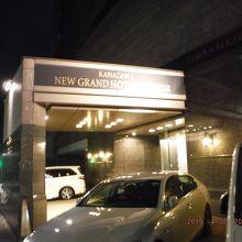 金沢ニューグランドホテル プレステージ