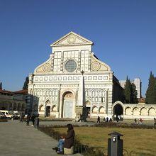 歴史古い教会