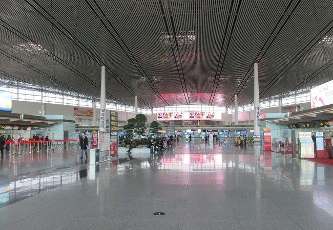 天津浜海国際空港 (TSN)