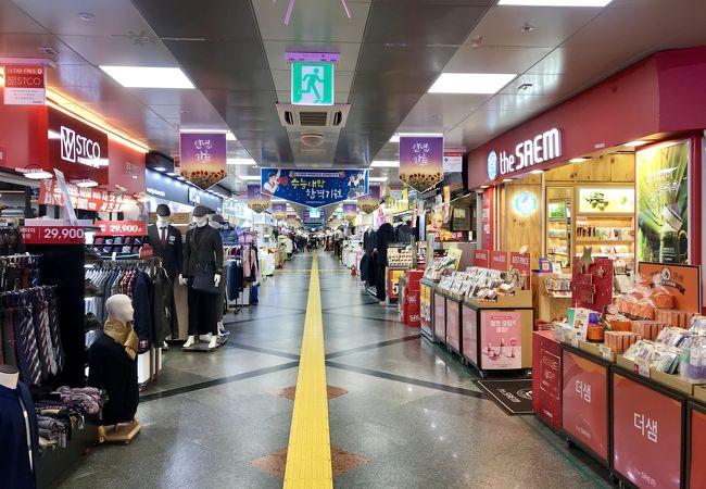 中央地下商街(済州)