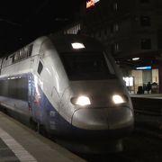 ドイツ国内はジャーマンレイルパスで予約なしで乗れました。
