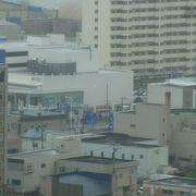 稚内駅を含む総合施設