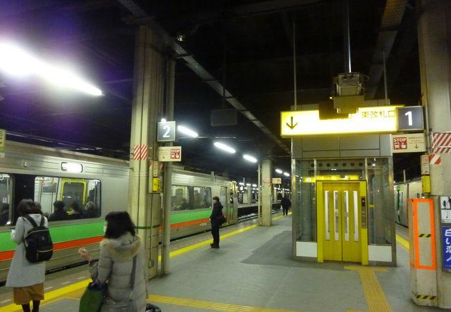 JR千歳線