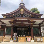 蒲田八幡神社を参拝した、京急蒲田駅から徒歩5分、1600年頃の創建の由緒ある神社
