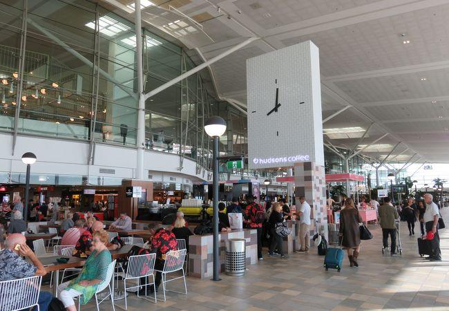 使いやすい空港
