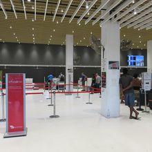 バウアフィールド国際空港 (VLI)