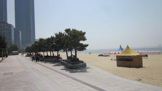 海雲台海岸散歩道