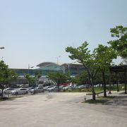 関西空港から約1時間