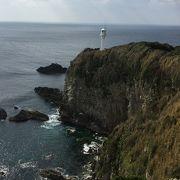 四国最南端の断崖