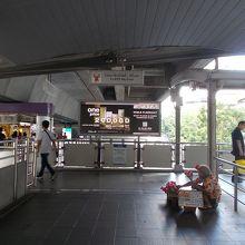 チョンノンシー駅 (BTS)