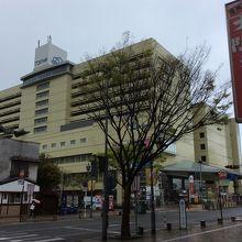 トキハ別府店