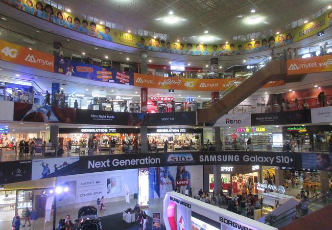 ミャンマープラザショッピングセンター