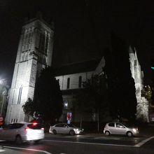 セント マシュー インザシティ教会