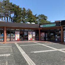 前沢サービスエリア(下り線)スナックコーナー