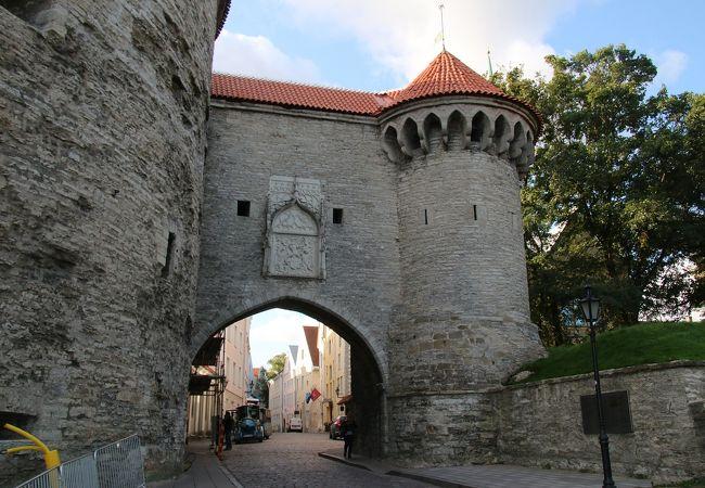 城壁入口 (スール ランナ門)