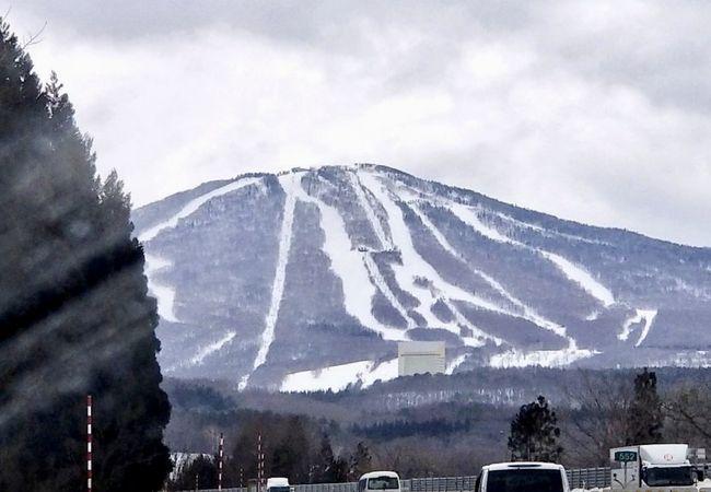 安比 高原 スキー 場