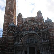 ウェストミンスター大聖堂
