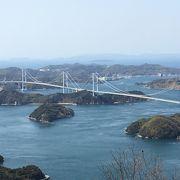 瀬戸内海を一望できる絶景ポイント