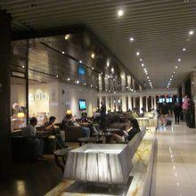 シルバークリスラウンジ (チャンギ国際空港ターミナル3)