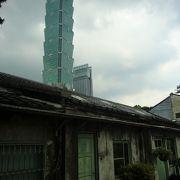 日本統治時代の倉庫