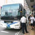 写真:徳島バス徳島駅前案内所