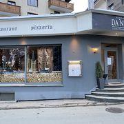 本場並のイタリアンレストラン