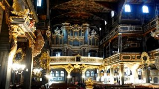 ヤヴォルとシフィドニツァの平和教会群