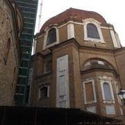 メディチ家の礼拝堂