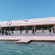 駅からサン マルコ広場まで 「カンル グランデ大運河」 イタリア ヴェネツィア