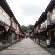 京都のような街並み