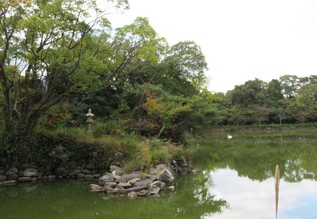 旧広瀬氏庭園