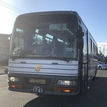 路線バス (岩手県交通)