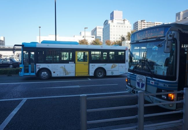 「コミュニティバス」としては本数の多いバス路線