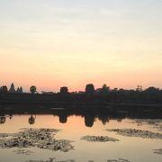 カンボジアの象徴はやはり圧巻!